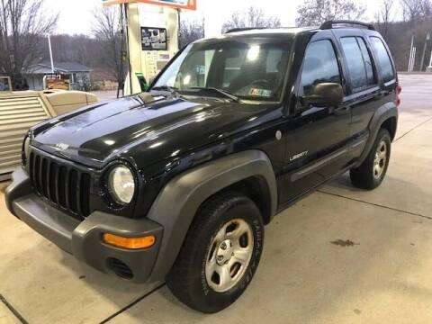 2004 Jeep Liberty for sale at INTERNATIONAL AUTO SALES LLC in Latrobe PA
