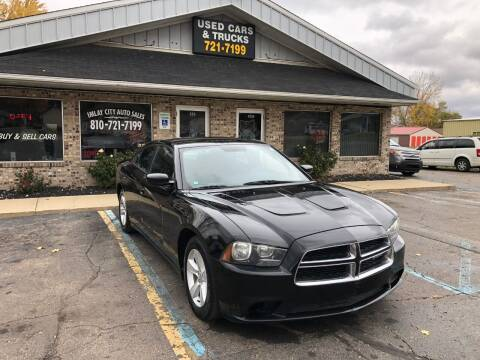 2012 Dodge Charger for sale at Imlay City Auto Sales LLC. in Imlay City MI