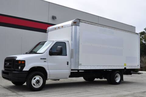 2012 Ford E-Series Chassis for sale at Vision Motors, Inc. in Winter Garden FL