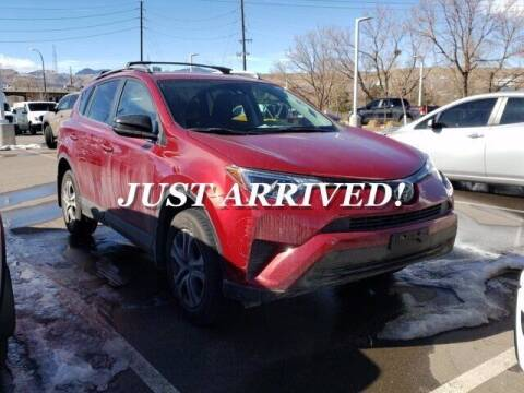 2018 Toyota RAV4 for sale at EMPIRE LAKEWOOD NISSAN in Lakewood CO