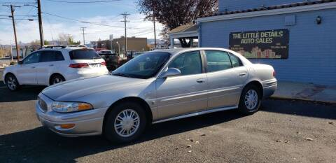 2005 Buick LeSabre for sale at The Little Details Auto Sales in Reno NV