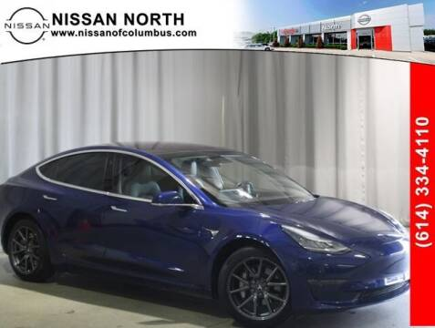 2019 Tesla Model 3 for sale at Auto Center of Columbus in Columbus OH