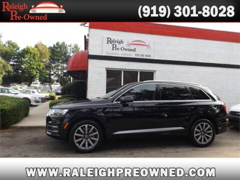 2017 Audi Q7 for sale at Raleigh Pre-Owned in Raleigh NC