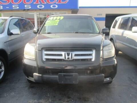 2007 Honda Pilot for sale at Car One - CAR SOURCE OKC in Oklahoma City OK