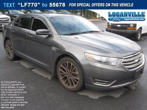 2017 Ford Taurus for sale at NMI in Atlanta GA