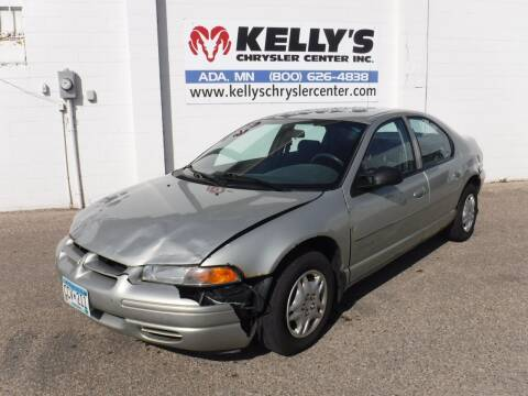 2000 Dodge Stratus for sale at Kelly's Chrysler Center in Ada MN