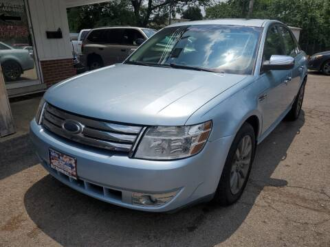 2008 Ford Taurus for sale at New Wheels in Glendale Heights IL