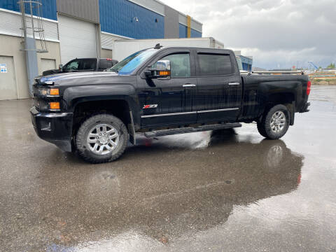 2016 Chevrolet Silverado 3500HD for sale at Truck Buyers in Magrath AB