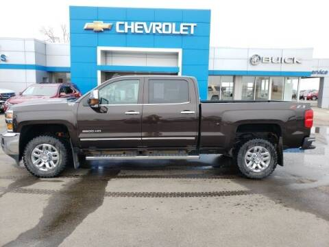 2018 Chevrolet Silverado 2500HD for sale at Finley Motors in Finley ND