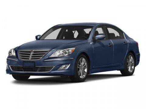 2013 Hyundai Genesis for sale at Gary Uftring's Used Car Outlet in Washington IL