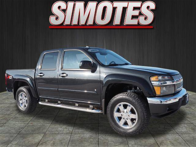 2009 Chevrolet Colorado for sale at SIMOTES MOTORS in Minooka IL