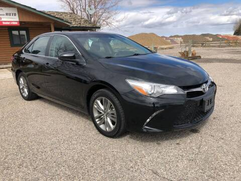 2017 Toyota Camry for sale at 5 Star Truck and Auto in Idaho Falls ID