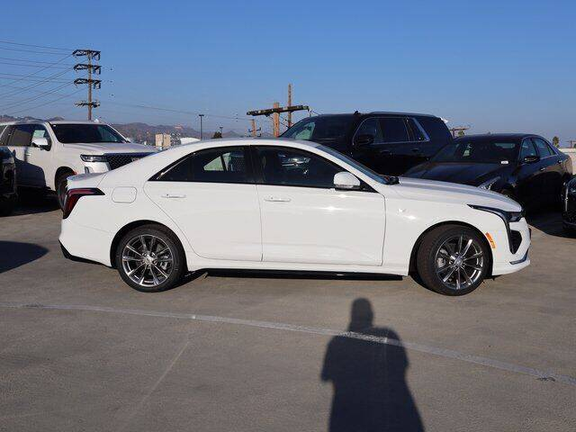 2021 Cadillac CT4 for sale in Beverly Hills, CA