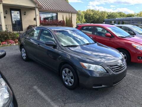 2008 Toyota Camry for sale at RJD Enterprize Auto Sales in Scotia NY