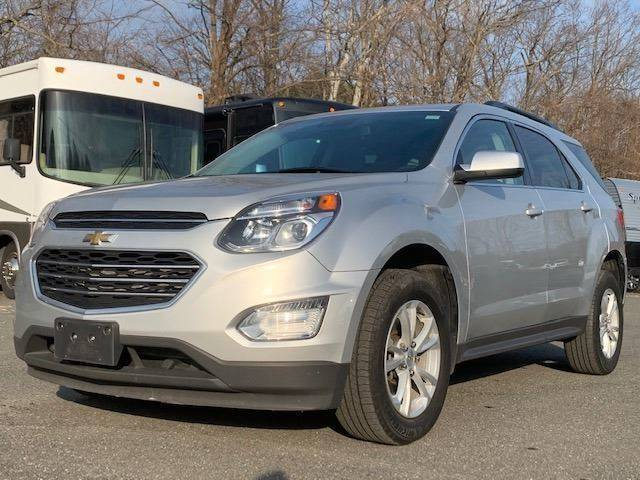 2017 Chevrolet Equinox for sale at Worthington Air Automotive Inc in Williamsburg MA