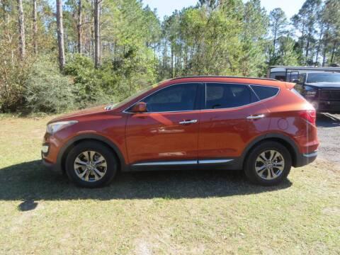 2014 Hyundai Santa Fe Sport for sale at Ward's Motorsports in Pensacola FL