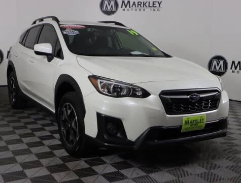 2019 Subaru Crosstrek for sale at Markley Motors in Fort Collins CO