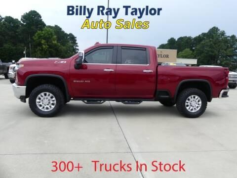 2020 Chevrolet Silverado 2500HD for sale at Billy Ray Taylor Auto Sales in Cullman AL