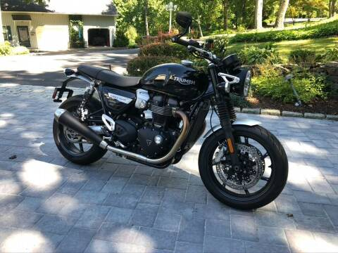 2019 Triumph Speed Twin for sale at Kent Road Motorsports in Cornwall Bridge CT