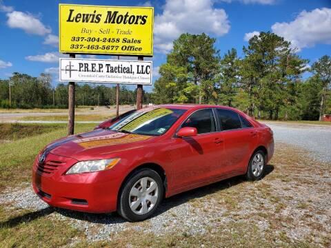 2007 Toyota Camry for sale at Lewis Motors LLC in Deridder LA