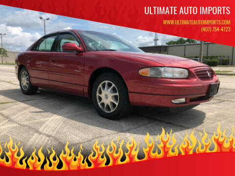 1999 Buick Regal for sale at ULTIMATE AUTO IMPORTS in Longwood FL