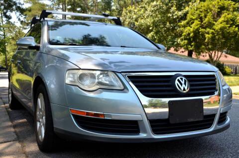 2006 Volkswagen Passat for sale at Wheel Deal Auto Sales LLC in Norfolk VA