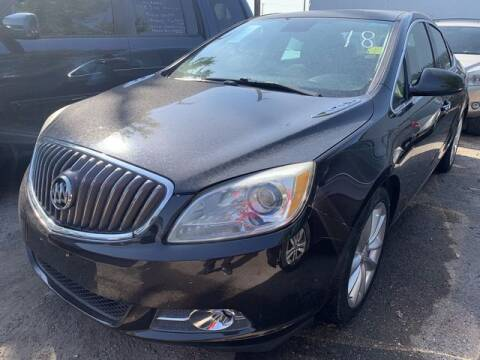 2013 Buick Verano for sale at The Kar Store in Arlington TX