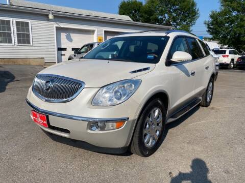 2011 Buick Enclave for sale at AutoMile Motors in Saco ME