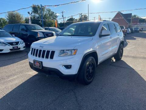 2015 Jeep Grand Cherokee for sale at Nations Auto Inc. II in Denver CO