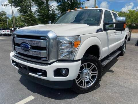 2014 Ford F-250 Super Duty for sale at iDeal Auto in Raleigh NC