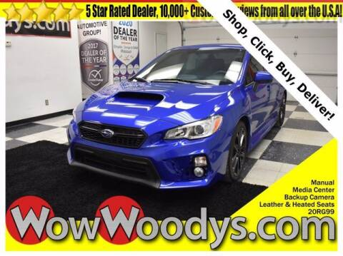 2020 Subaru WRX for sale at WOODY'S AUTOMOTIVE GROUP in Chillicothe MO
