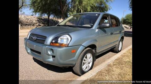 2009 Hyundai Tucson for sale at Noble Motors in Tucson AZ