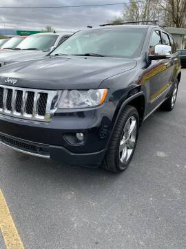 2013 Jeep Grand Cherokee for sale at BRYANT AUTO SALES in Bryant AR