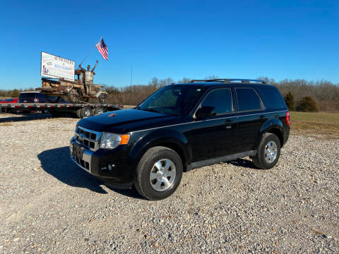 2012 Ford Escape for sale at Ken's Auto Sales & Repairs in New Bloomfield MO