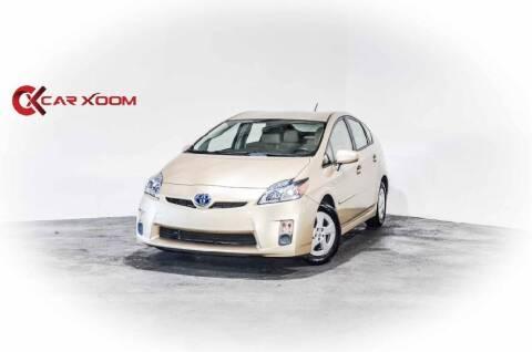 2010 Toyota Prius for sale at CarXoom in Marietta GA
