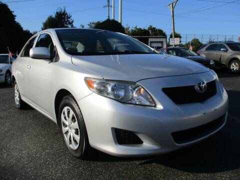 2009 Toyota Corolla for sale at Unlimited Auto Sales Inc. in Mount Sinai NY