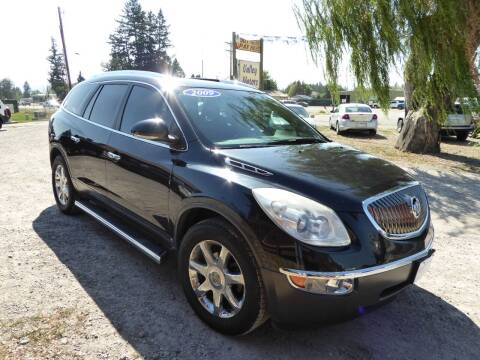 2009 Buick Enclave for sale at VALLEY MOTORS in Kalispell MT