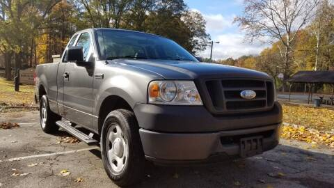 2006 Ford F-150 for sale at Hometown Auto Brokers LLC in Marietta GA