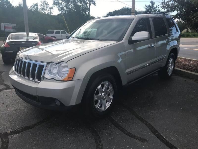 2010 Jeep Grand Cherokee for sale at Finish Line Auto in Comstock Park MI