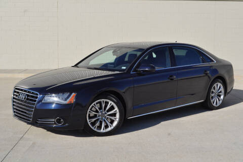2011 Audi A8 L for sale at Select Motor Group in Macomb MI