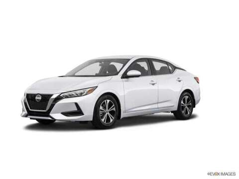 2020 Nissan Sentra for sale at TEX TYLER Autos Cars Trucks SUV Sales in Tyler TX