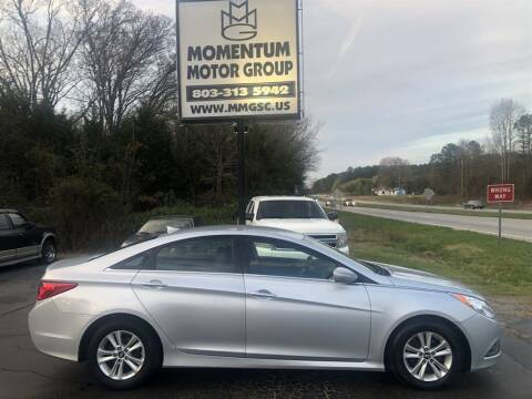 2014 Hyundai Sonata for sale at Momentum Motor Group in Lancaster SC