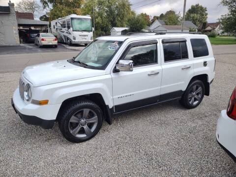 2015 Jeep Patriot for sale at Economy Motors in Muncie IN