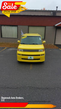 2005 Scion xB for sale at Shamrock Auto Brokers, LLC in Belmont NH