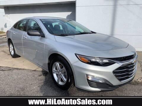 2020 Chevrolet Malibu for sale at Hi-Lo Auto Sales in Frederick MD
