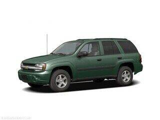 2005 Chevrolet TrailBlazer for sale at Herman Jenkins Used Cars in Union City TN