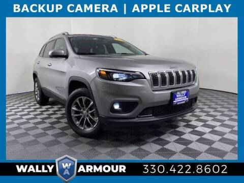2020 Jeep Cherokee for sale at Wally Armour Chrysler Dodge Jeep Ram in Alliance OH