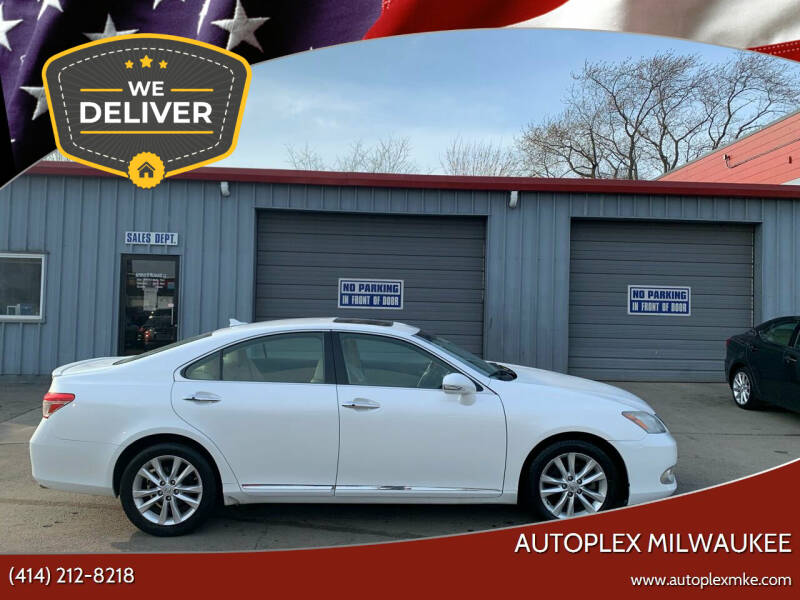 2011 Lexus ES 350 for sale at Autoplex 2 in Milwaukee WI
