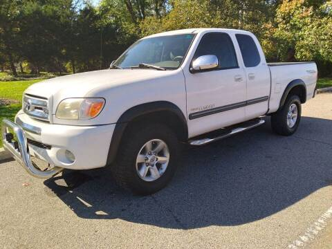 2006 Toyota Tundra for sale at Jan Auto Sales LLC in Parsippany NJ