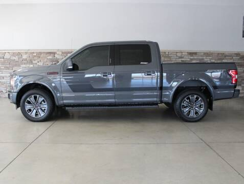 2018 Ford F-150 for sale at Bud & Doug Walters Auto Sales in Kalamazoo MI